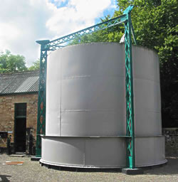 Gas Storage holder