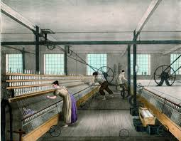 Cotton spinning image