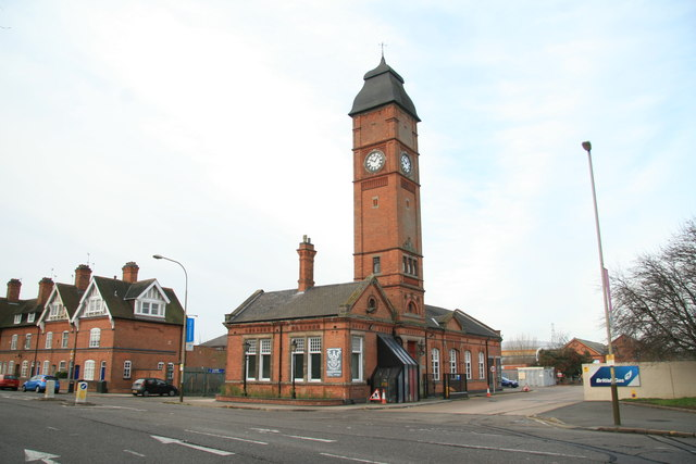National Gas Museum building
