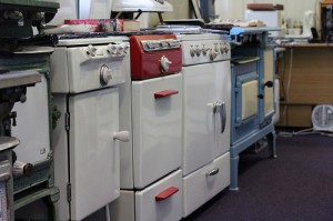 A Few Vintage Cookers